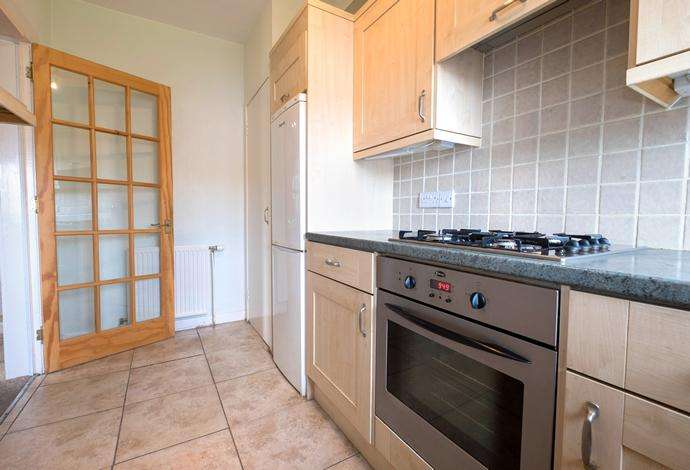 2 Bedrooms Flat for sale in 23 Tweed Crescent, Galashiels, TD1 3ED