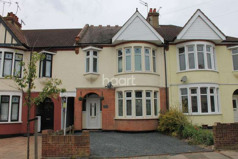 4 Bedrooms Terraced House for sale in Brunswick Road, Southchurch