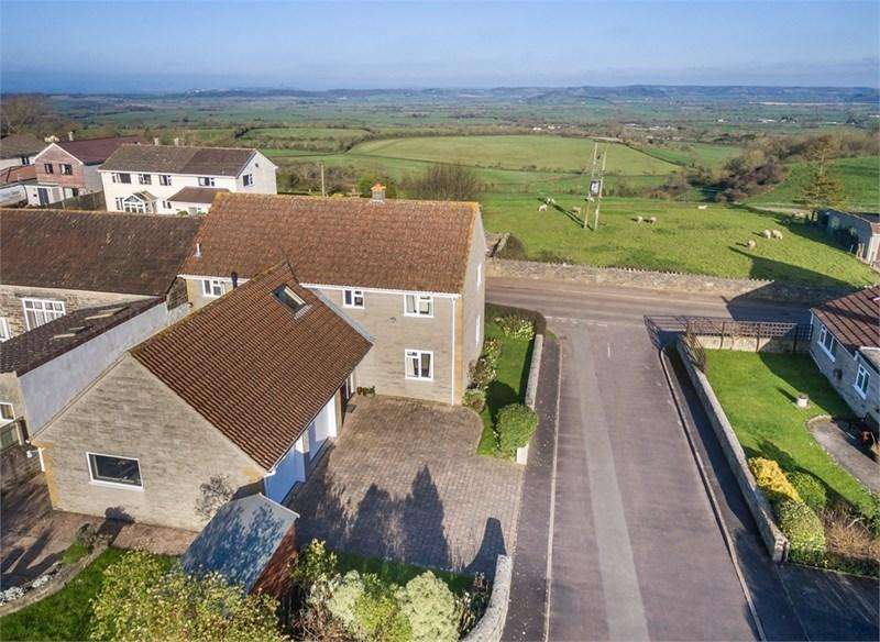 4 Bedrooms House for sale in Hawthorne Close, High Ham, LANGPORT