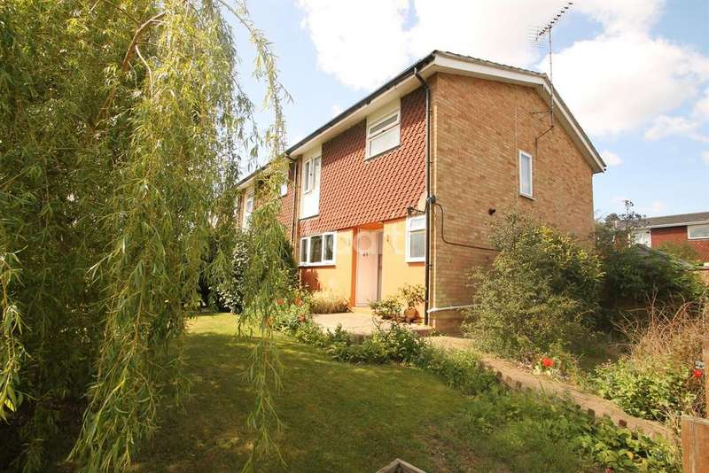 3 Bedrooms End Of Terrace House for sale in Godlings Way, Braintree