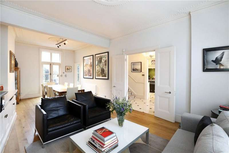 6 Bedrooms Semi Detached House for sale in Stokenchurch Street, Fulham, London, SW6