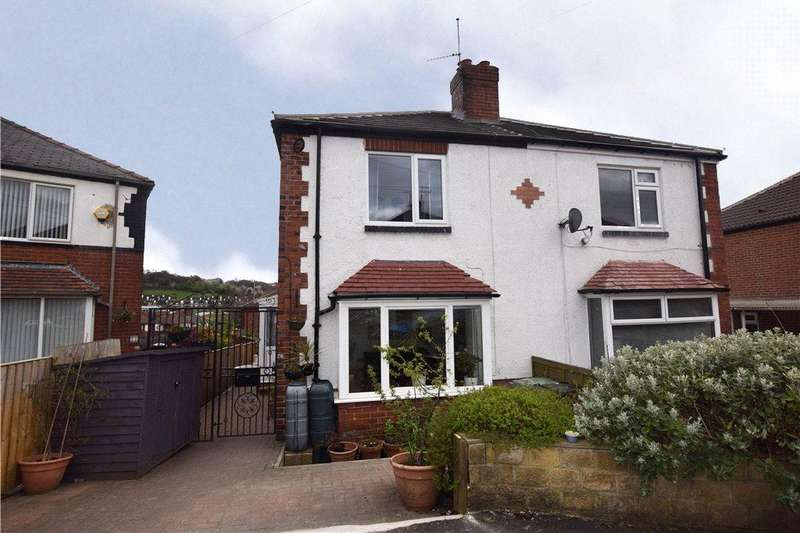 2 Bedrooms Semi Detached House for sale in Prince Edward Grove, Leeds, West Yorkshire