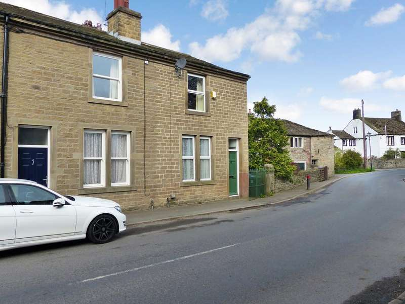 2 Bedrooms End Of Terrace House for sale in Church Street, Gargrave