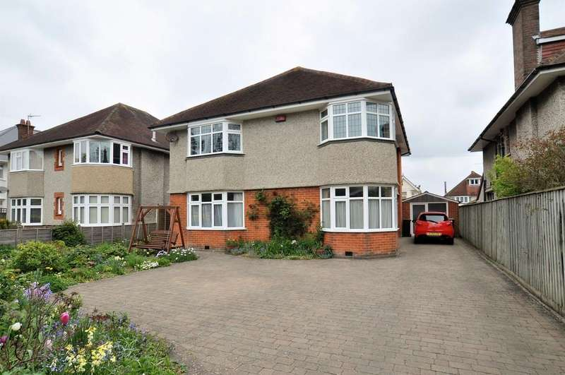 4 Bedrooms Detached House for rent in Talbot Woods, Bournemouth