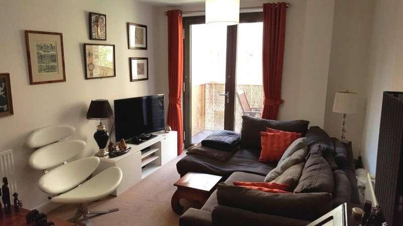 1 Bedroom Flat for sale in Truman Walk, London, E3
