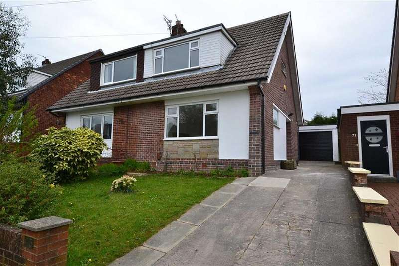 3 Bedrooms Semi Detached House for sale in Horning Crescent, Burnley, Lancashire