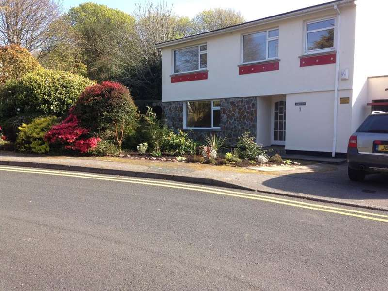 4 Bedrooms Detached House for sale in Tregenna Fields, Camborne