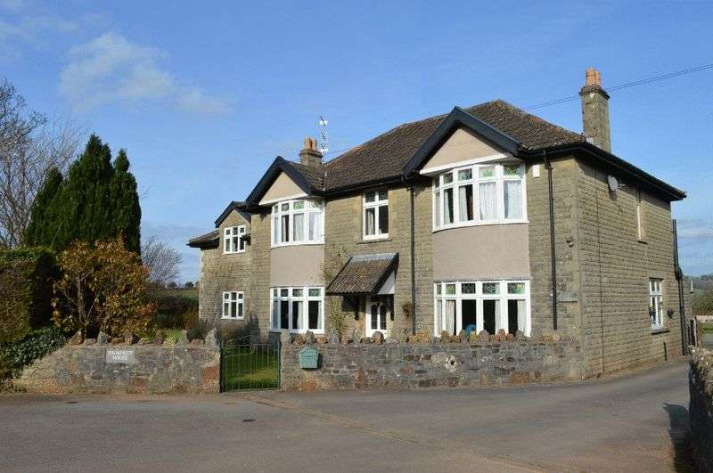 6 Bedrooms Detached House for sale in East Harptree, Near Bristol