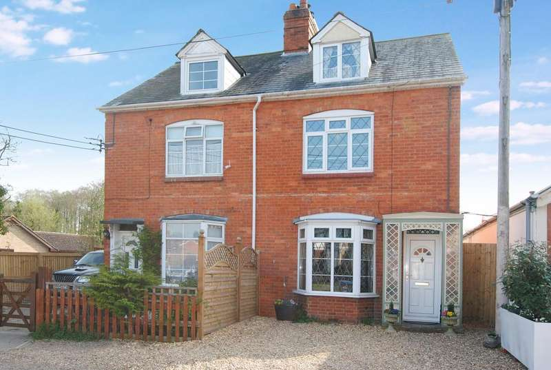 4 Bedrooms Semi Detached House for sale in Avon Villas, Kings Hill, Netheravon, Salisbury SP4