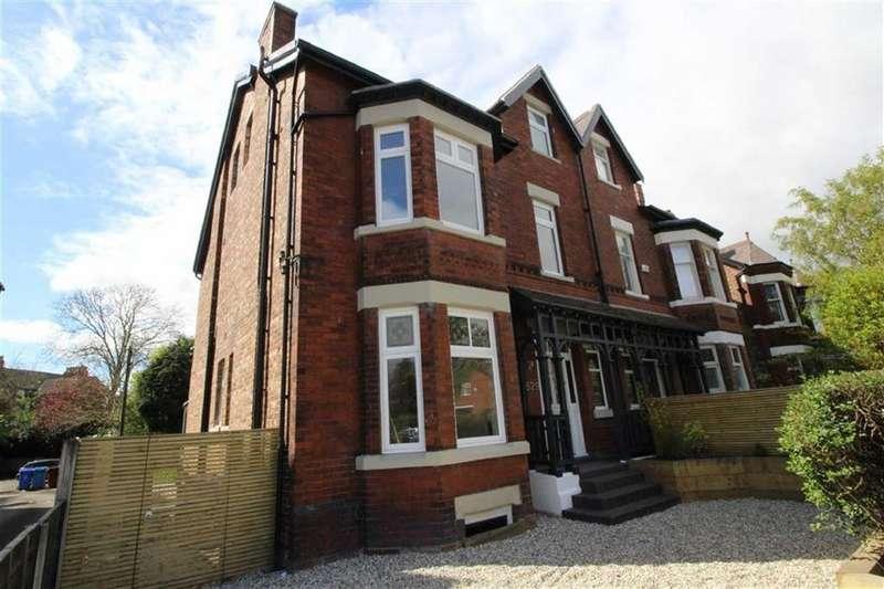 6 Bedrooms Semi Detached House for sale in Barlow Moor Road, Chorlton