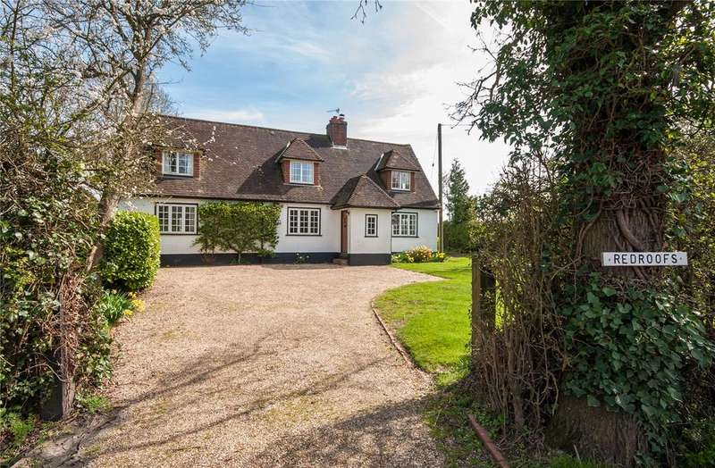 3 Bedrooms Detached House for sale in Smalls Hill Road, Leigh, Reigate, Surrey, RH2