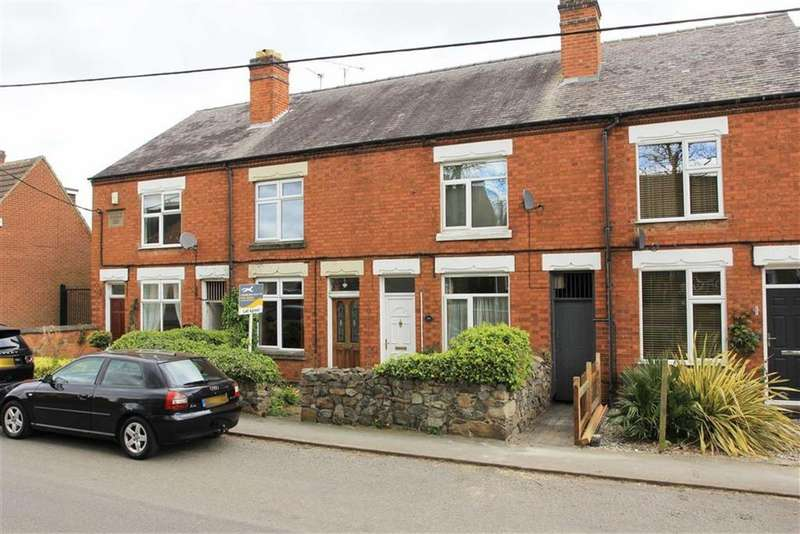 3 Bedrooms Terraced House for sale in Main Street, Thornton, Leicestershire