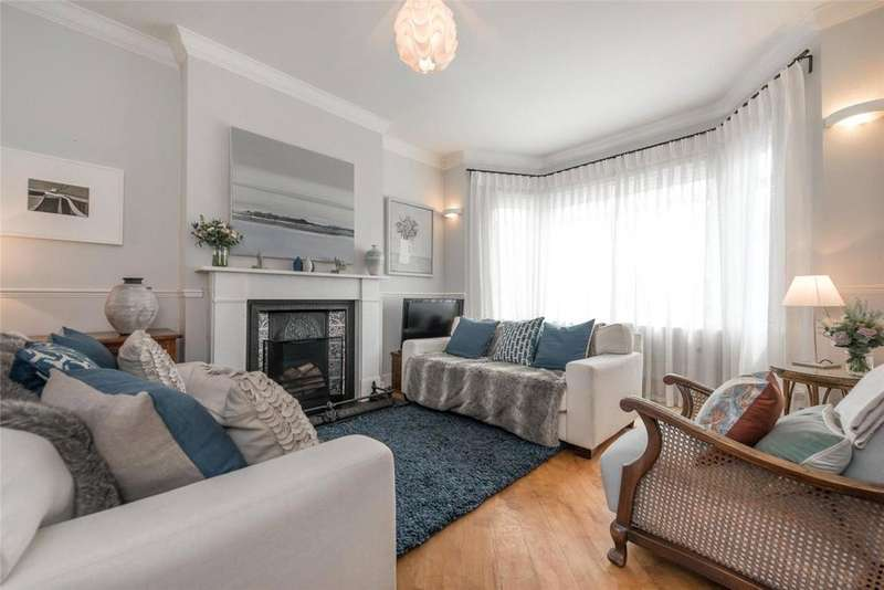 3 Bedrooms Terraced House for sale in Liddell Gardens, London, NW10