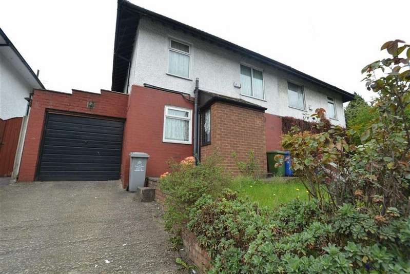 2 Bedrooms Semi Detached House for sale in Barton Road, STRETFORD