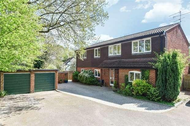 4 Bedrooms Detached House for sale in Westward Road, WOKINGHAM, Berkshire