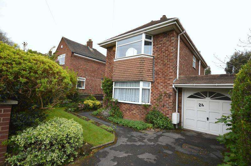 3 Bedrooms Detached House for sale in Wirral Mount, West Kirby