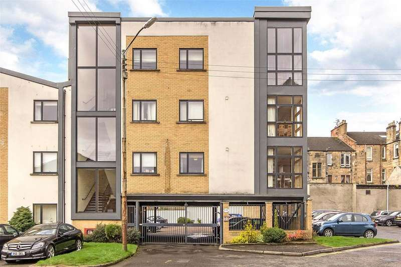 2 Bedrooms Flat for sale in 1/3, 31 Baker Street, Shawlands, Glasgow, G41