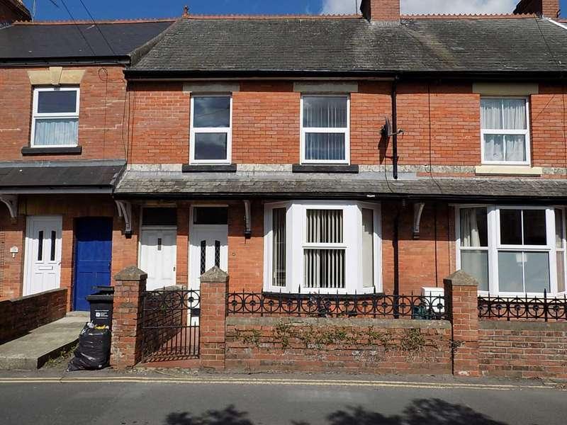 3 Bedrooms Terraced House for sale in Bilston Villas, Chard