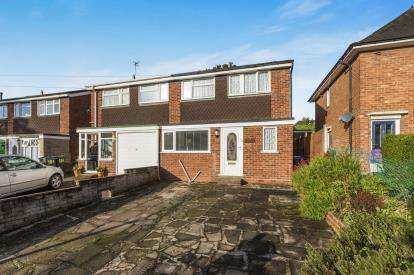 3 Bedrooms Semi Detached House for sale in Old Oscott Lane, Great Barr, Birmingham, Westmidlands