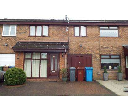 3 Bedrooms Terraced House for sale in Lentmead Drive, Manchester, Greater Manchester