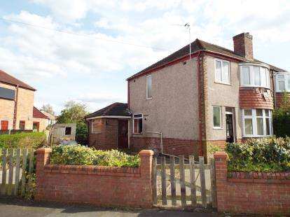 3 Bedrooms Semi Detached House for sale in Whitesands Road, Lymm, Cheshire