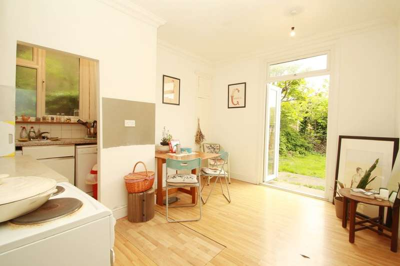 2 Bedrooms Ground Flat for sale in Radcliffe Avenue, Willesden Junction NW10