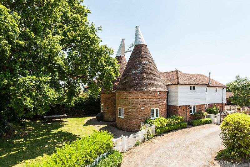5 Bedrooms Property for sale in Great Ninevah Oast, Nineveh Lane, Cranbrook
