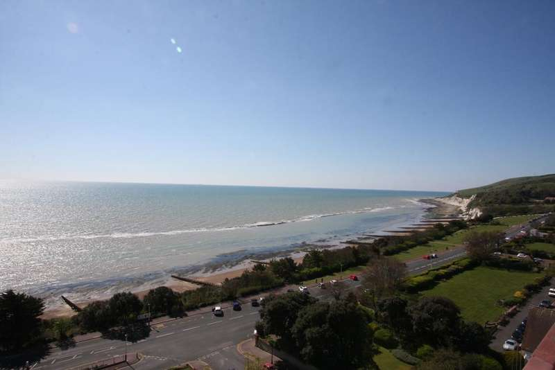 2 Bedrooms Apartment Flat for sale in South Cliff Tower, Bolsover Road, Eastbourne BN20