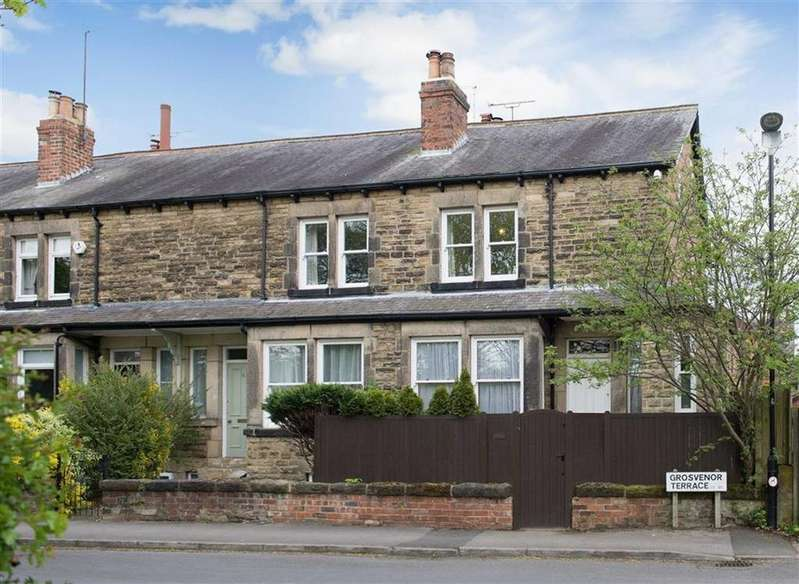 3 Bedrooms Terraced House for sale in Grosvenor Terrace, Wetherby, LS22