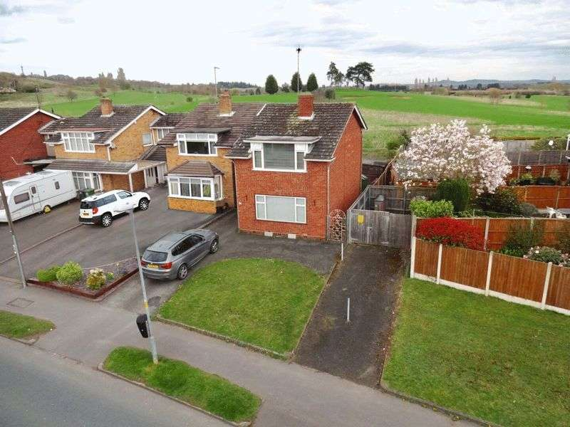 3 Bedrooms Detached House for sale in Windermere Way, Stourport-On-Severn DY13 8JR