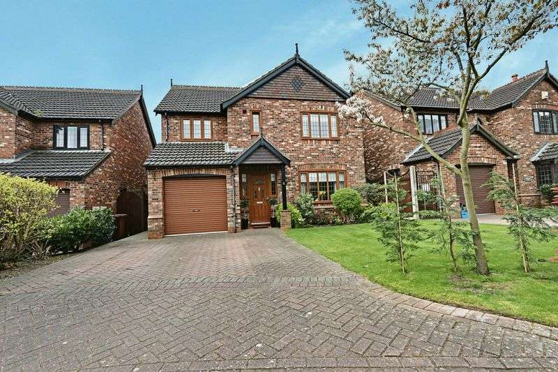 4 Bedrooms Detached House for sale in Hedgerow Close, Barrow-Upon-Humber