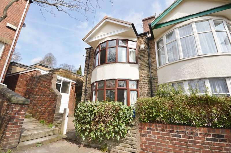 4 Bedrooms End Of Terrace House for rent in Cruise Road, Nethergreen