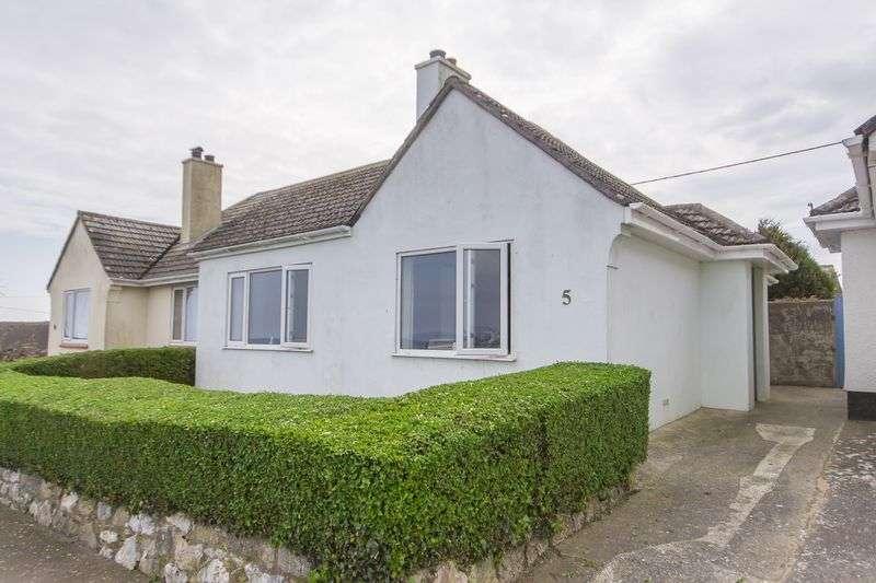 2 Bedrooms Semi Detached Bungalow for sale in Pentillie, Mevagissey