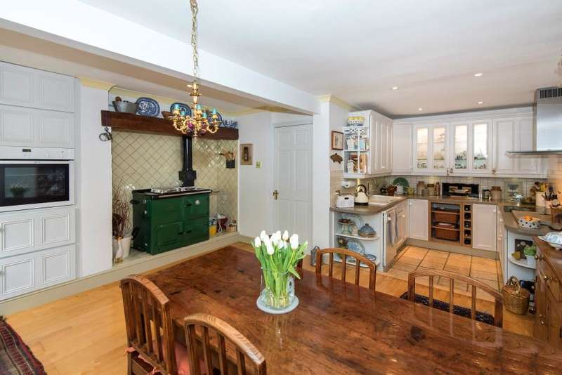 4 Bedrooms House for sale in Chiswick Staithe, Chiswick W4
