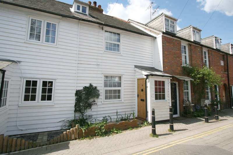 3 Bedrooms Terraced House for sale in Bridewell Lane, Tenterden TN30
