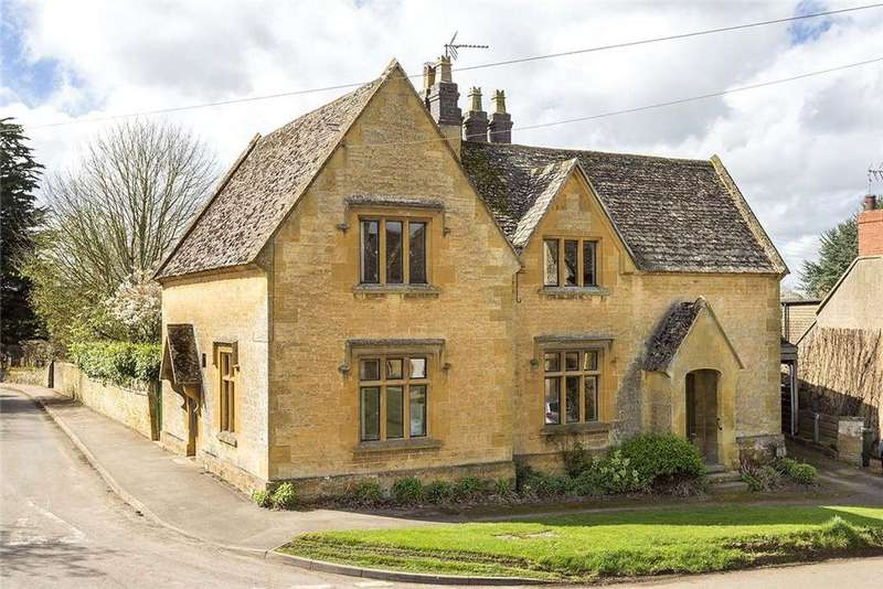 6 Bedrooms Detached House for sale in Great Wolford, Shipston-on-Stour, CV36