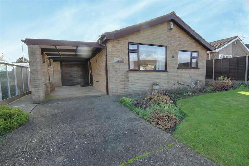 2 Bedrooms Detached Bungalow for sale in 3 Robinson Avenue, Alford, Lincolnshire