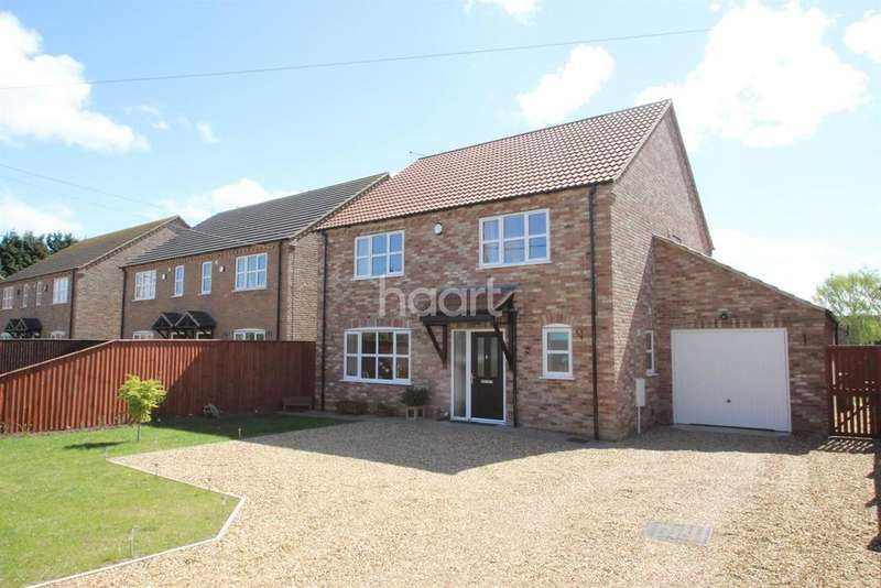 4 Bedrooms Detached House for sale in Back Road, Murrow