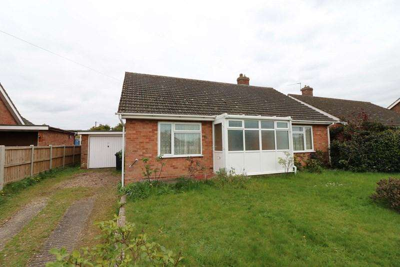 3 Bedrooms Detached Bungalow for sale in Hargham Road, Attleborough