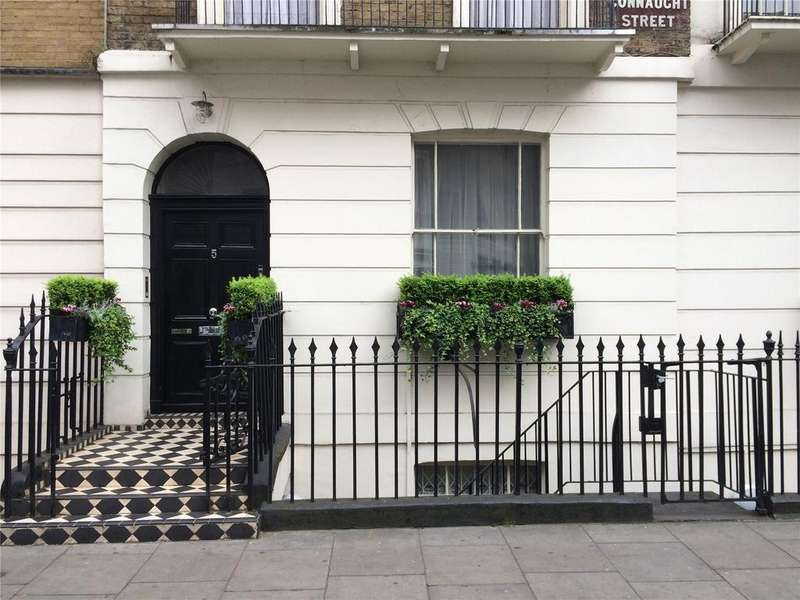 3 Bedrooms Apartment Flat for sale in Connaught Street, London, W2