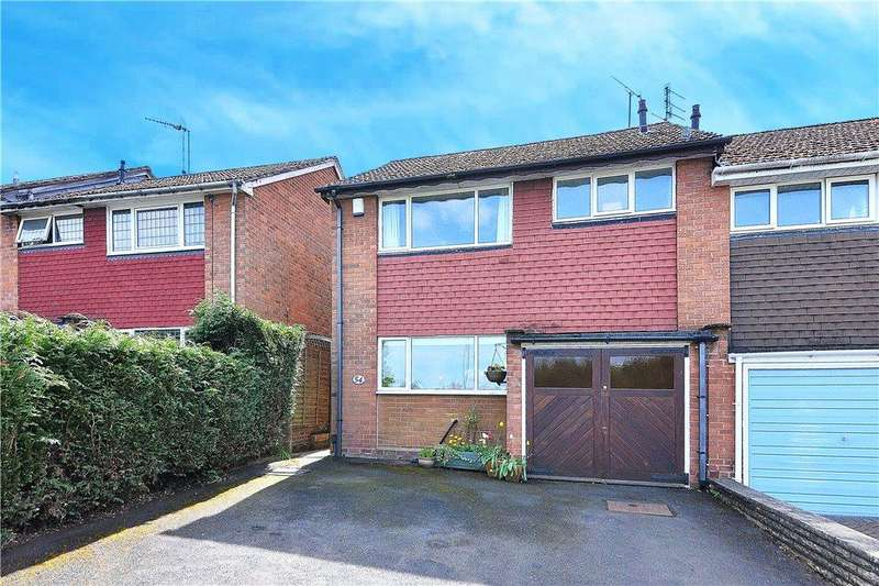 3 Bedrooms Semi Detached House for sale in Hume Street, Kidderminster, DY11