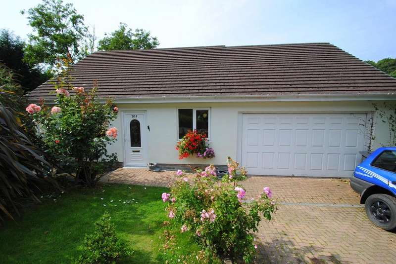 4 Bedrooms Detached House for sale in Saltmer Close, Ilfracombe