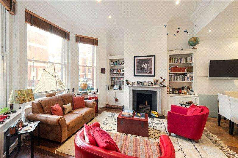 2 Bedrooms Maisonette Flat for sale in Cranley Gardens, South Kensington, London, SW7