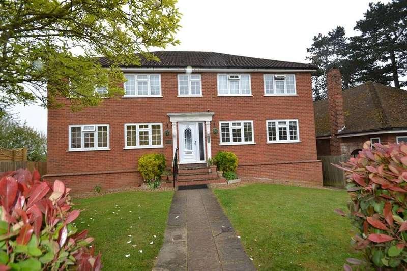 2 Bedrooms Apartment Flat for sale in College Road, Hoddesdon, EN11