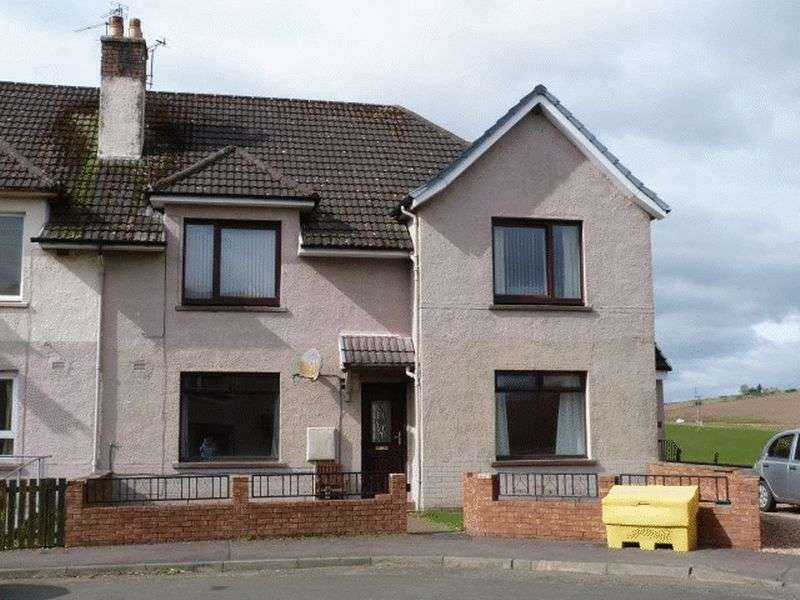 3 Bedrooms Flat for sale in Balfour Place, Glenrothes