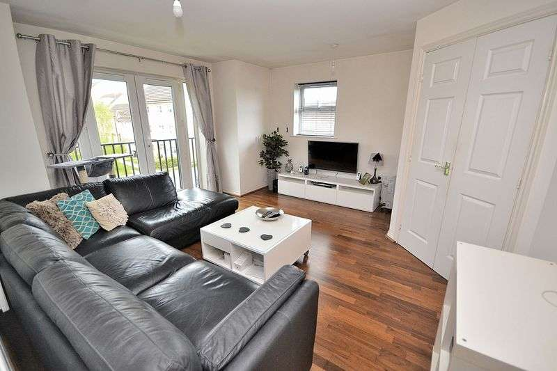 2 Bedrooms Flat for sale in Dimmock Close, Leighton Buzzard
