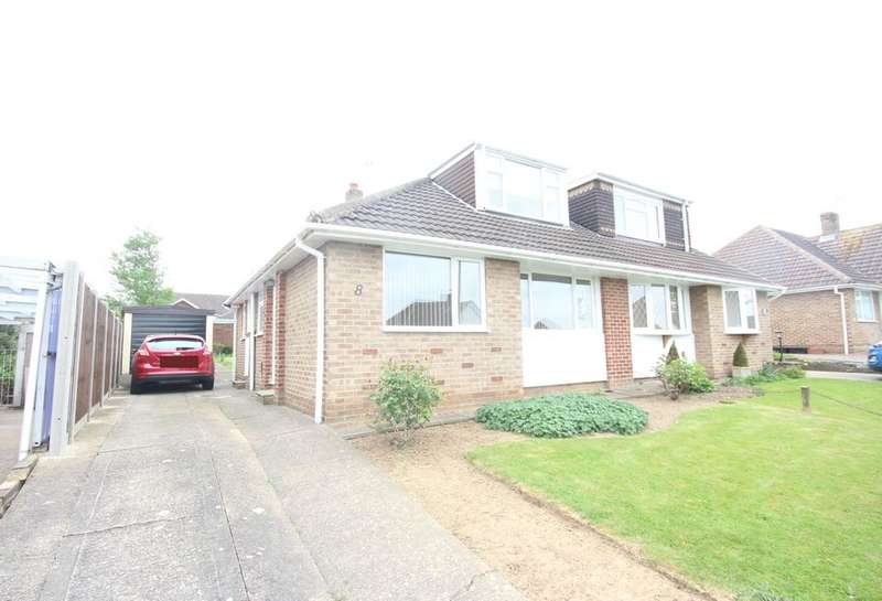 2 Bedrooms Chalet House for sale in ALLINGTON