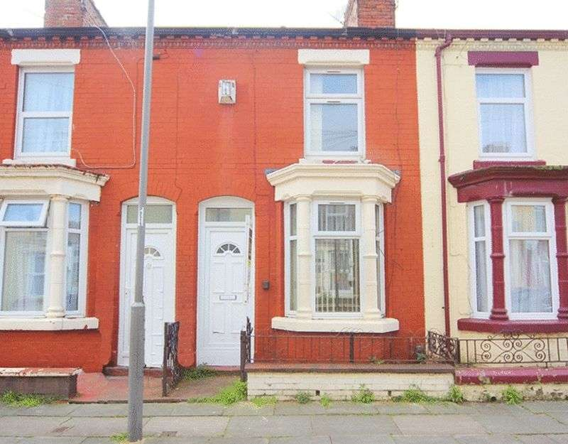 2 Bedrooms Terraced House for sale in Bligh Street, Wavetree, Liverpool, L15