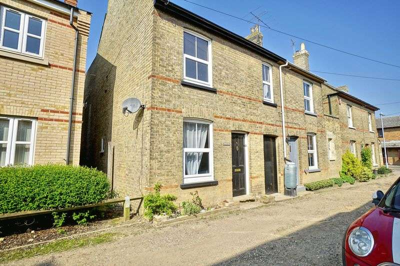 2 Bedrooms Terraced House for sale in West Street, St. Neots