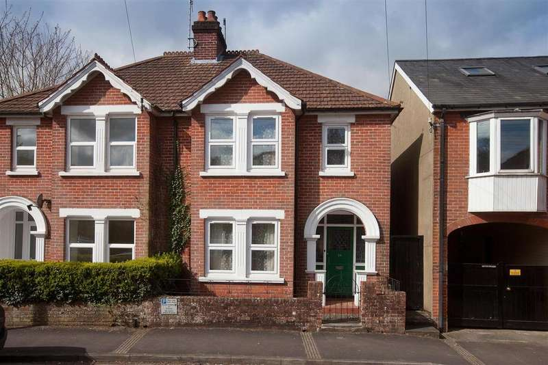 3 Bedrooms House for sale in Ayleswade Road, Salisbury